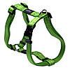 Нейлоновая шлея для собак, зеленая Utility Green (Рогз) S: 20-37 см