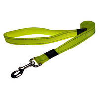 Нейлоновый поводок для собак, желтый Utility Yellow (Рогз)M: 1,4 м x 16 мм
