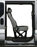 Ущільнення дверей, розсувних дверей, по всьому периметру на Renault Trafic c 2001... Renault (оригінал) 8200046751, фото 3