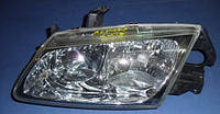 Фара передняя правая электр коректор -03Nissan Almera N162000-200626010BN011  89003330 , 89004855 , 26010b