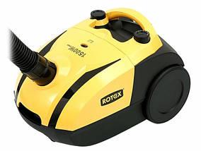 Пылесос для сухой уборки ROTEX RVB03-P, фото 2