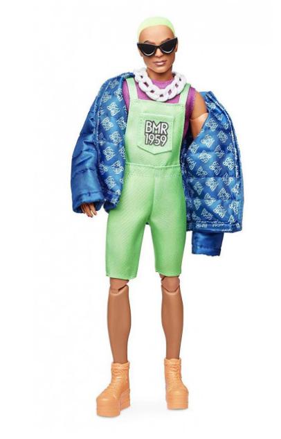 Кукла Ken BMR 1959 Fully Poseable Fashion Doll Original