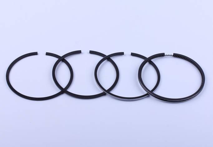 Кільця поршневі комплект D-110 mm DLH1110 (Xingtai 160-180), фото 2