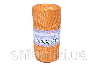 Полипропиленовый шнур PP Macrame, цвет Апельсиновый