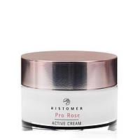 Histomer Hisiris Pro Rose Active Cream SPF20 - Крем активный 50 мл