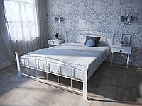 Кровать MELBI Летиция Вуд Двуспальная 120190 см Белый КМ-006-02-5бел, КОД: 1456800