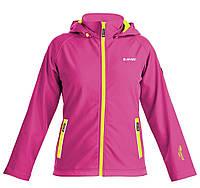 Куртка Hi-Tec Iker JR Carmine Rose 140 Розовый 5901979176992CR, КОД: 723933