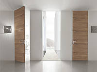 Двери скрытого монтажа (шпон)