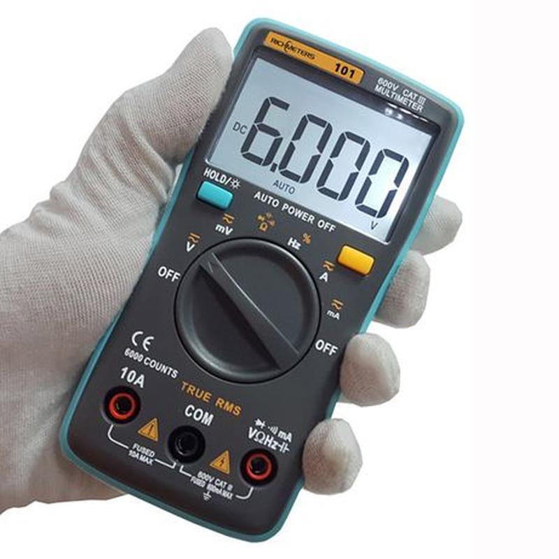 Мультиметр Richmeters RM101 - 6000 відліків