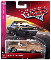 Тачки: Эндрю Врумон (Andrew Vrooman) Disney Pixar Cars от Mattel, фото 3