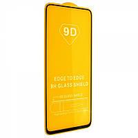 Защитное стекло Glass 9D Full Glue Triplex Samsung Galaxy A80 A90 2019 Черный 106690, КОД: 1597783