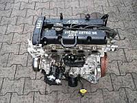 Двигатель б.у 1.25 Duratec 16V на Форд Фиеста Фьюжен