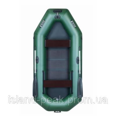 Надувная лодка Ладья ЛТ-290-СБЕ со слань-ковриком