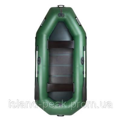 Надувная лодка Ладья ЛТ-290-СБ со слань-ковриком