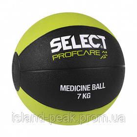 Мяч медицинский SELECT Medicine ball (7 kg) Артикул: 260200