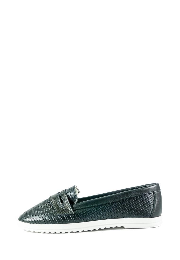 Туфли женские MIDA 23681-1 черные (36)