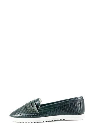 Туфли женские MIDA 23681-1 черные (36), фото 2