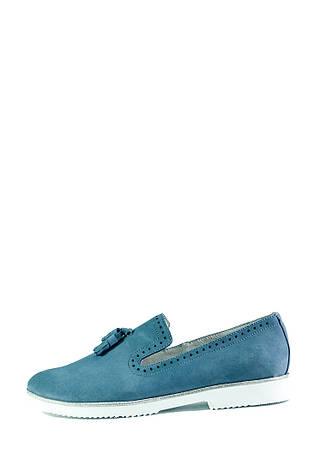 Туфли женские MIDA 21992-324 голубые (36), фото 2