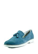 Туфли женские MIDA 21992-324 голубые (36), фото 3
