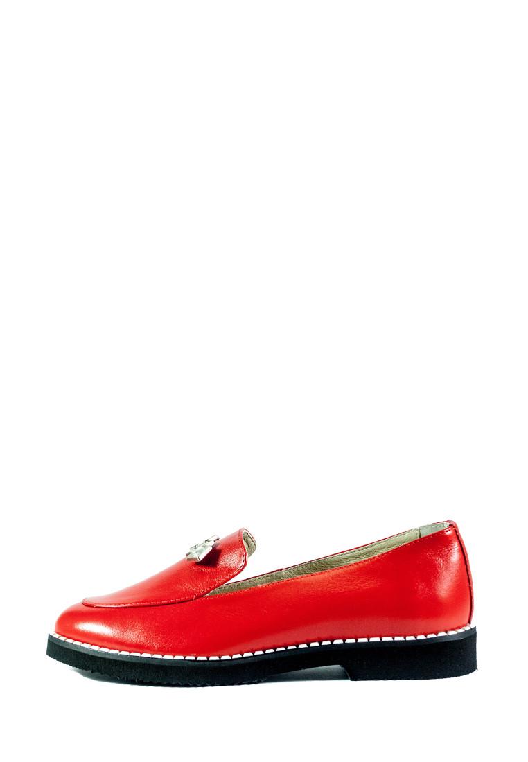 Туфли женские MIDA 21956-35 красные (36)