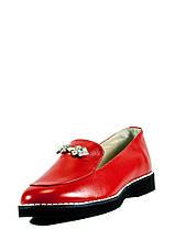Туфли женские MIDA 21956-35 красные (36), фото 3