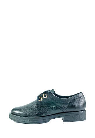 Туфли женские MIDA 21802-16 черные (38), фото 2