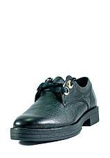 Туфли женские MIDA 21802-16 черные (38), фото 3