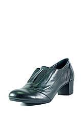 Туфли женские MIDA 21585-1 черные (36), фото 3
