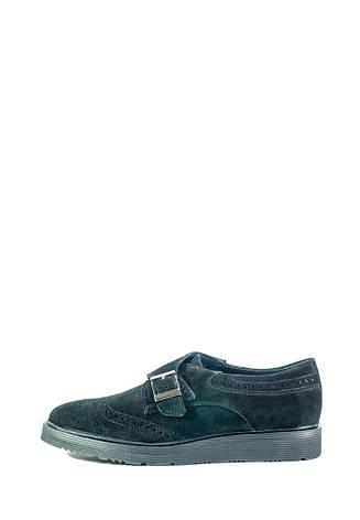Туфли женские MIDA 210096-17 черные (36), фото 2