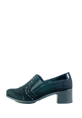 Туфли женские MIDA 210086 -102 черные (37), фото 2