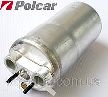 Осушитель кондиционера (20.7mm впуск/выпуск) Renault Trafic / Opel Vivaro (2001-2014) Polcar (Польша) 6026KD2