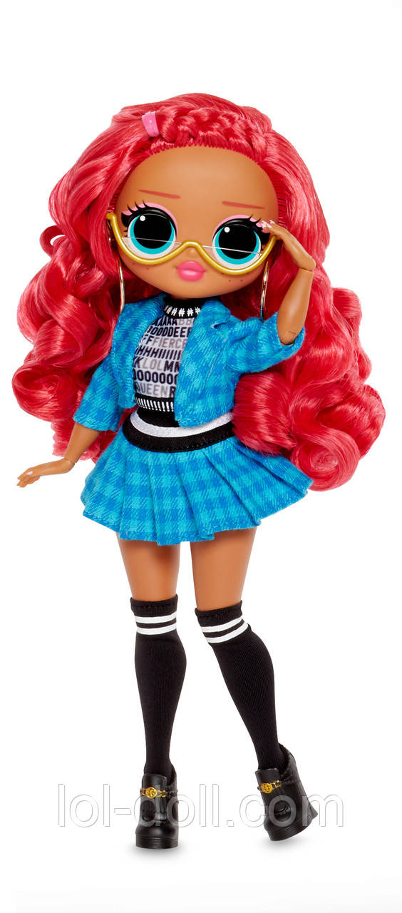 Кукла ЛОЛ ОМГ Отличница Учительница Оригинал - L.O.L. SURPRISE! O.M.G. Class Prez
