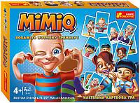 Настольная карточная игра Mimiq Ranok-Creative 19120055У 4823076142285 309502, КОД: 1341999