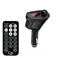 ФМ FM трансмиттер модулятор авто MP3 FM-06 Red