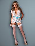 Эротическое белье  Сексуальное белье Эротическое боди. Эротический комплект МADONNA ( 38 размер размер XS), фото 4