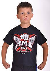 Футболка BERSERK MMA KIDS  black