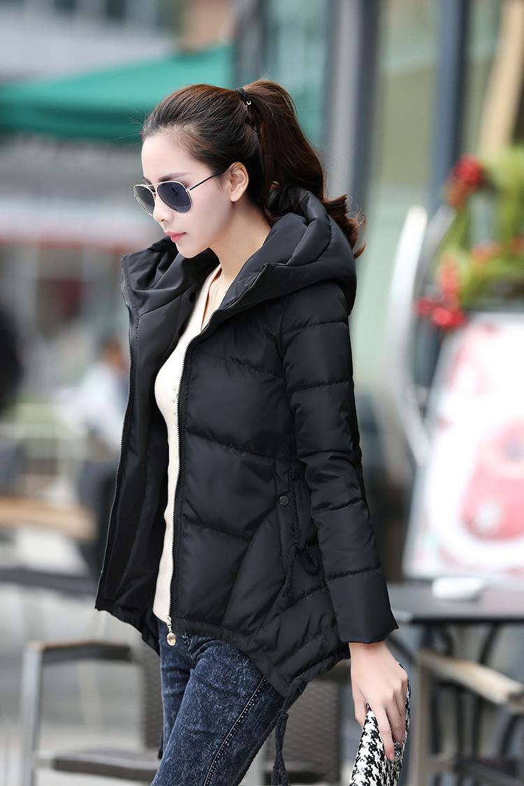 Куртка женская весна осень черная с углами 2018  продажа, цена в ... 27caa233f6d