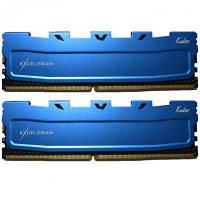 Модуль памяти для компьютера DDR3 16GB (2x8GB) 1600 MHz Blue Kudos eXceleram (EKBLUE3161611AD)