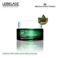 Восстанавливающий крем для лица с алоэ Lebelage GF moisture effect cream, 50 мл