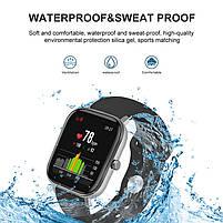 Ремешок для часов Sport design bracelet Universal, 20 мм. Black, фото 8