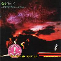 Музичний сд диск GENESIS And then there were three (1978) (audio cd)