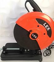 Монтажная пила LEX LXCM295: Труборез, металорез - 2950 Вт