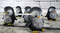 Игрушка антистресс резиновая Пингвин тянучка А220-617 7,6см тянучка