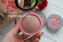 Рум'яна для обличчя LA ROSA BAKED BLUSHER одинарні запечені матові теракотові #2