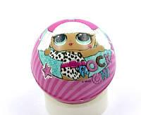 Антистресc игрушка Сквиши Squishy LOL шарик Rock on (220103)