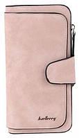 Женский кошелек Baellerry Розовый (258676)