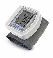 Тонометр Blood Pressure Monitor CK-102S Белый (300306)