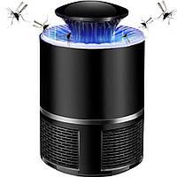Ловушка для комаров Mosquito killer lamp Черный (hub_200520201655)