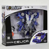 Трансформер RoadBot 50090 12 Синий IG-4659, КОД: 1490920