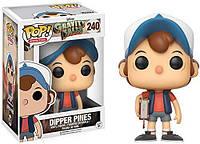 Фигурка Funko Pop Фанко Поп Gravity Falls Dipper Pines Гравити Фолз Диппер Пайнз 10см GF DP240